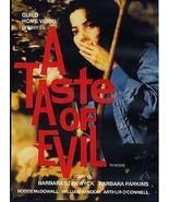 A Taste Of Evil 1971 DVD Barbara Stanwyck Rare ... - $9.00