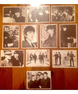 The Beatles Topps 1964 A Hard Days Night Lot of... - $18.50