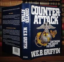 Griffin, W. E. B. COUNTERATTACK Book III of the... - $50.00