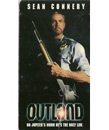 Outland VHS Sean Connery Peter Boyle Frances St... - $2.99