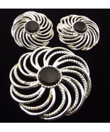 Vintage Sarah Coventry Mystic Swirl 6641 brooch... - $30.00
