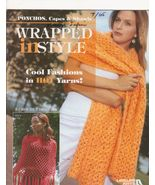 Wrapped in Style Crochet Patterns Leisure Arts ... - $5.99