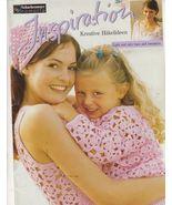 Inspiration Book Schachenmayr Crochet Patterns ... - $5.99