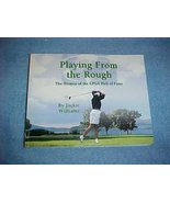 Playing From the Rough by Jackie Williams SIGNED - $6.99