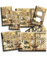 LIVE LAUGH LOVE LIGHT SWITCH WALL PLATE OUTLET ... - $7.99 - $17.59