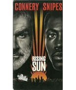 Rising Sun VHS Sean Connery Wesley Snipes Harve... - $1.99