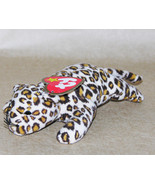 Ty Teenie Beanie Baby Freckles Leopard Original - $6.85
