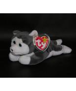 Ty Nanook Husky Beanie Baby Dog 1996 Original - $7.80