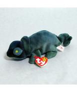 Ty Rainbow Beanie Baby Chameleon Beanbag Plush ... - $38.65