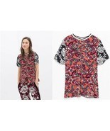 ZARA 2014 SOLDOUT!  COMBINATION PRINTED FLORAL ... - $38.69
