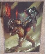 Predator Vs Planet Of The Apes Glossy Print 11 ... - $24.99