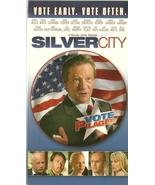 Silver City VHS Chris Cooper Thora Birch Richar... - $1.99