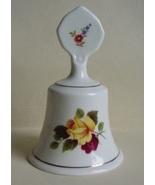 Bell  Staffordshire Fine Bone China Rose Pattern  - $5.00