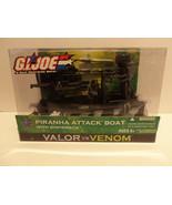 ARAH GI Joe Valor vs Venom Cobra 2004 Piranha A... - $39.15