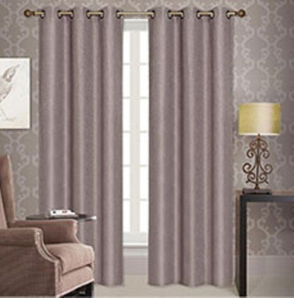 PAIR OF BLACKOUT BLAIR WINDOW CURTAIN PANELS, 40 inch wide x 84 inch ...