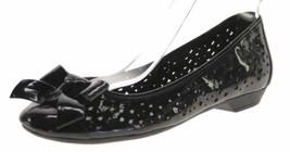 Womens AK Anne Klein Baby Black Shoes 6 M - $47.49