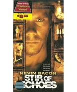 Stir Of Echoes VHS Kevin Bacon Zachary David Co... - $1.99