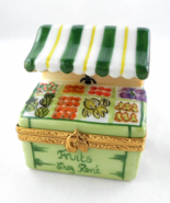 Limoges Box - Artoria Covered Fruit Stand Pinea... - $119.00