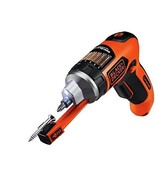 Black & Decker 4 Volt Lithium Ion Smart Select ... - $54.73