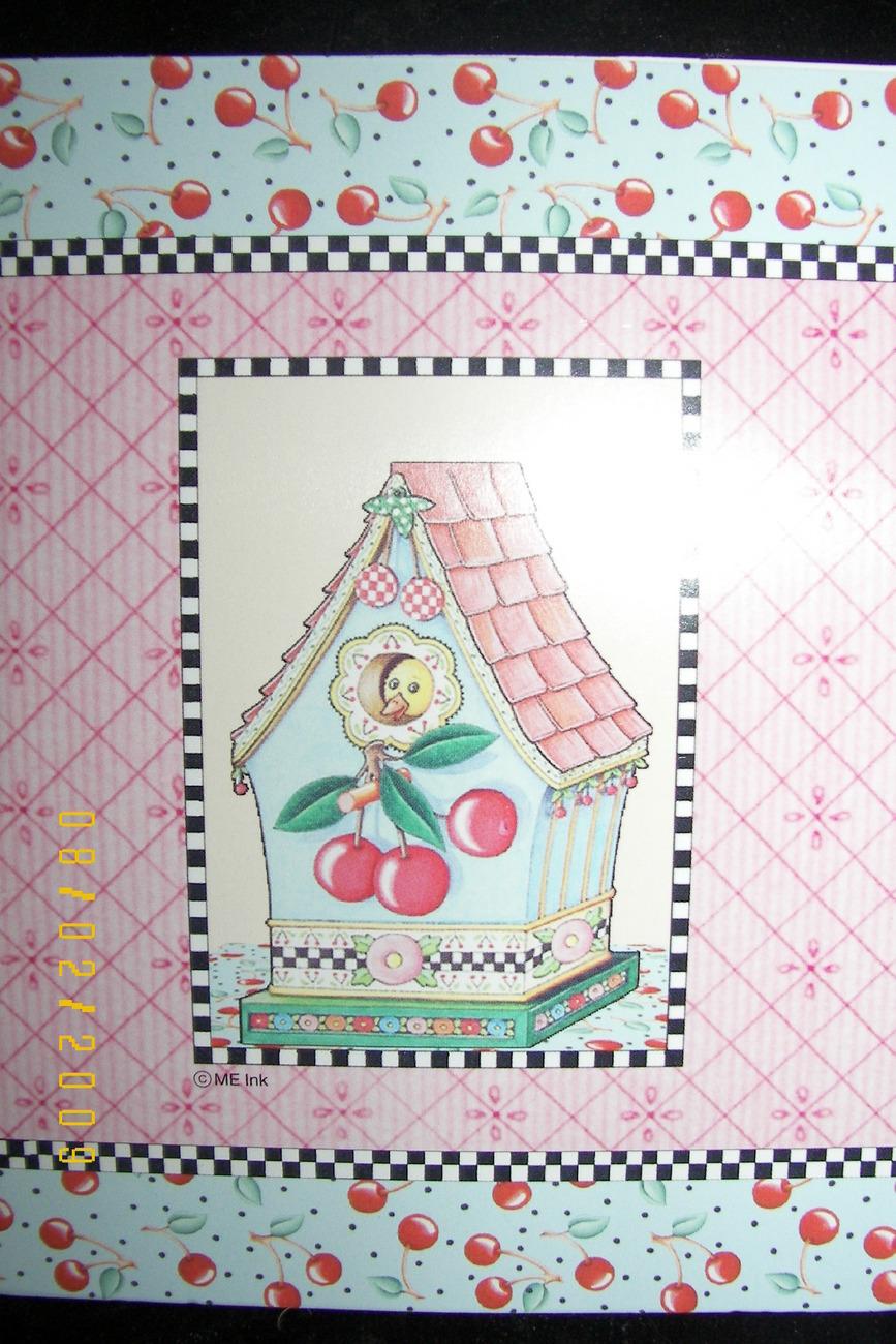 Mary Engelbreit Blank Note Cards with Envelopes NIB Birdhous