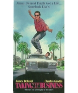 Taking Care of Business VHS James Belushi Charl... - $2.99