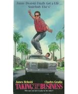 Taking Care of Business VHS James Belushi Charl... - $1.99