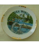 Miniature Cup & Saucer Sea World San Diego - $6.00