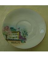 Miniature Souvenir Tea Cup & Saucer, Springfiel... - $6.00