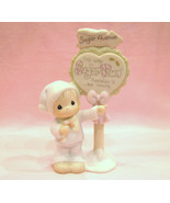 Precious Moments Sugar Town Sam Butcher Populat... - $20.00