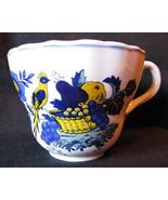 Vintage Spode Tea Cup Blue Bird S3247 - $12.00