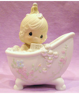 Precious Moments He Cleansed My Soul Figurine 1... - $32.00