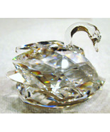 Swarovski Crystal Swan Large Retired  - $65.00