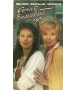 Terms Of Endearment VHS Debra Winger Shirley Ma... - $1.99
