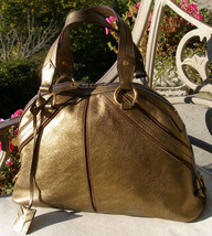 yves saint laurent patent leather bag - Yves Saint Laurent Muse Bag: 10 listings - Bonanza