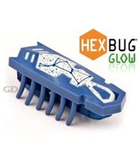 Blue HexBug Nano Glows in the Dark Hex Robotic ... - $10.39