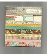 Designer Paper Pad, 24 Sheets Designer Cardstoc... - $4.00