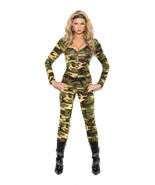 Sexy Elegant Moments Army Combat Warrior Hallow... - $43.99