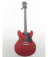 Washburn HB30WRK Wine Red Blues Style Electric ... - $449.95