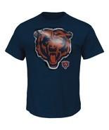 Chicago Bears Majestic NFL Line To Gain III Nav... - $24.99