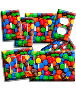M&M M AND M CANDIES LIGHT SWITCH WALL PLATE OUT... - $9.99 - $19.99