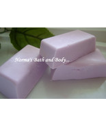 lavender soap sample, soap, soap sample, relaxi... - $2.00