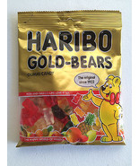Haribo, Gummi Candies, Gold Bears, 5oz Bag - $8.36