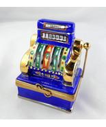 Limoges Box - Las Vegas Slot Machine - One Arme... - $110.00