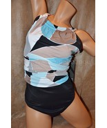 NWT MiracleSuit Magicsuit 12 Jennifer High Neck... - $69.99