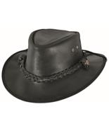 Bullhide Cessnock Leather Western Hat Aussie Cr... - $55.00