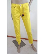 New Dittos Low Rise Stretch Skinny Ankle Zip De... - $27.67
