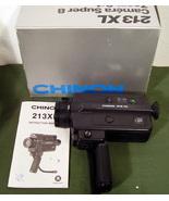 Chinon 213 XL 213XL Super 8 Movie Camera - $19.99