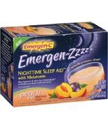 Emergen-C Emergen-Zzzz Nighttime Sleep Aid Peac... - $16.78