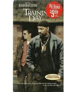 Training Day VHS Denzel Washington Ethan Hawke ... - $1.99