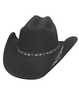 Bullhide Don't Look Back Wool Cowboy Hat Cattle... - $67.00